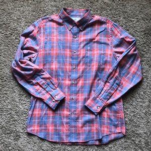 Southern Tide Long Sleeve Shirt Large